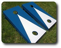Pyramid Teeter Toss Boards